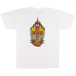 ドッグタウン ベン・シュローダー 半袖 Tシャツ ホワイト DOGTOWN BEN SCHROEDER S/S T-SHIRT WHITE|americanrushstore