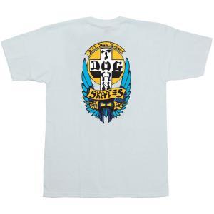 ドッグタウン ブルドッグ 1976 カラーウェイ 半袖 Tシャツ ホワイト DOGTOWN BULLDOG 1976 COLORWAY S/S T-SHIRT WHITE|americanrushstore
