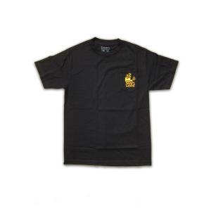 DOOM SAYERS / ドゥーム セイヤーズ DOOM WOOD S/S POCKET T-SHIRT 半袖 ポケット Tシャツ ポケT BLACK ブラック|americanrushstore