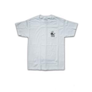 DOOM SAYERS / ドゥーム セイヤーズ DOOM WOOD S/S POCKET T-SHIRT 半袖 ポケットTシャツ ポケT WHITE ホワイト|americanrushstore