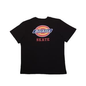 DICKIES SKATE / ディッキーズ 152M30WD31 半袖 ポケットTシャツ ブラック americanrushstore