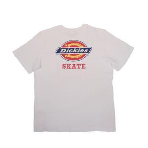 DICKIES SKATE / ディッキーズ 152M30WD31 半袖 ポケットTシャツ ホワイト americanrushstore