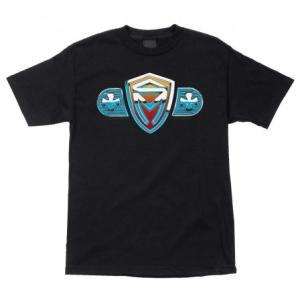 インディペンデントトラック スケートマフィア 半袖 Tシャツ ブラック 黒 メンズ レディース INDEPENDENT TRUCK SK8MAFIA SHIELD REGULAR S/S T BLACK americanrushstore