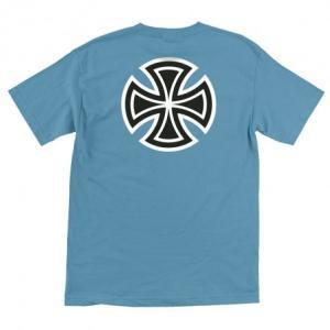 インディペンデント トラック 半袖 Tシャツ ライトブルー 水色 メンズ レディース INDEPENDENT TRUCK S/S T LIGHT BLUE|americanrushstore