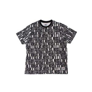 VISION STREET WEAR / ヴィジョン BOX MULTI PRINT  Tシャツ BLACK ブラック|americanrushstore