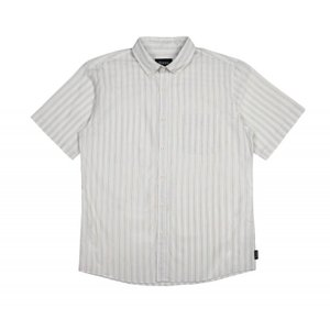 BRIXTON / ブリクストン ARTHUR S/S WOVEN SHIRT 半袖シャツ OFF WHITE|americanrushstore