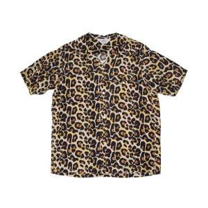 STAR OF HOLLYWOOD / スターオブハリウッド SH36158 JAGUAR オープンカラーシャツ 東洋エンタープライズ 155 YELLOW イエロー 送料無料|americanrushstore