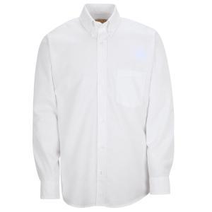 RED KAP / レッドキャップ SR70 OXFORD DRESS SHIRT B.D オックスフォード ドレスシャツ ボタンダウン WHITE ホワイト|americanrushstore