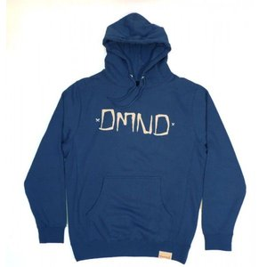 DIAMOND SUPPLY CO / ダイアモンド サプライ DMND GANG HOODY プルオーバー パーカー スウェット BLUE ブルー americanrushstore