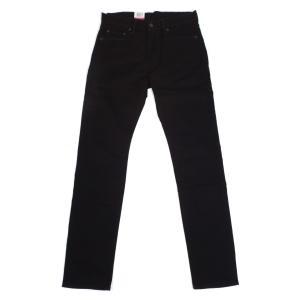 リーバイス 510 スキニー フィット デニム パンツ スキニーパンツ ジーンズ ジーパン ブラック 黒 Levi's 510 SKINNY FIT JEANS BLACK 510-0392|americanrushstore