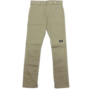 DICKIES / ディッキーズ WP811 SKINNY FIT W-KNEE WORK PANTS ダブルニー スキニー ワークパンツ DS デザートサンド|americanrushstore