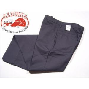 RED KAP / レッドキャップ PT50 JEAN CUT WORK PANTS ジーンカット ワークパンツ CHARCOAL|americanrushstore