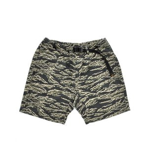 ROKX / ロックス TIGER SHORT PANTS ショーツ ショートパンツ クライミングパンツ タイガーカモ BLACK ブラック|americanrushstore