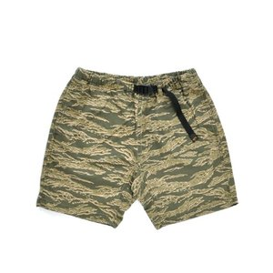 ROKX / ロックス TIGER SHORT PANTS ショーツ ショートパンツ クライミングパンツ タイガーカモ GREEN グリーン|americanrushstore