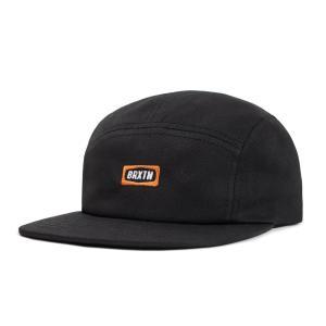 ブリクストン ロックフォード 5パネル キャップ 帽子 キャップ ブラック BRIXTON ROCKFORD 5PANEL CAP BLACK americanrushstore