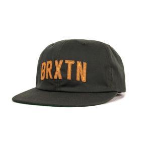 BRIXTON / ブリクストン HAMILTON CAP キャップ GREEN|americanrushstore