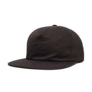 ブリクストン 6パネルキャップ ブラック キャップ 帽子 メンズ レディース BRIXTON RIFT MP CAP BLACK|americanrushstore