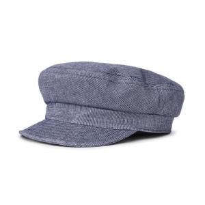 ブリクストン メンズ レディース フィドラー フィッシャーマン キャップ キャメル ネイビー/ホワイト 帽子 キャスケット BRIXTON FIDDLER UN CAP NAVY/WHITE|americanrushstore