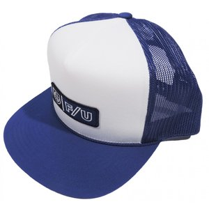 ブリクストン インディペンデント メンズ レディース メッシュ キャップ ブルー 帽子 BRIXTON INDEPENDENT F/U TURNPIKE HP MESH CAP ROYAL/WHITE|americanrushstore