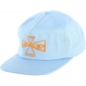 インディペンデント バービー ストラップ ハット パウダー ブルー キャップ メンズ レディース 帽子 INDEPENDENT BARBEE ADJUSTABLE STRAP HATS POWDER BLUE CAP|americanrushstore