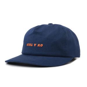 ブリクストン トリッピン キャップ ウォッシュド ネイビー 帽子 メンズ レディース BRIXTON TRIPPIN LP CAP WASHED NAVY|americanrushstore