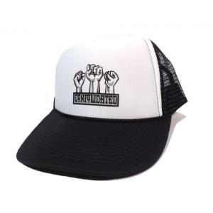 コンソリデーテッド スケートボード メッシュキャップ ブラック ホワイト コンソリ スケート CONSOLIDATED SKATEBOARDS MESH CAP BLACK WHITE|americanrushstore