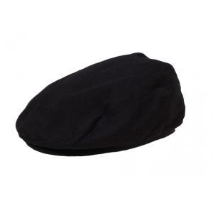 ブリクストン フーリガン ハンチング キャップ ブラック 黒 ハット メンズ 帽子 ヘリンボーン コットン BRIXTON HOOLIGAN HUNTING HAT BLACK|americanrushstore