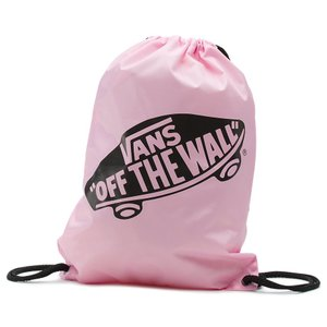 バンズ ナップサック ナイロンナップサック バッグ ピンク VANS BENCHED BAG PINK LADY VN000SUFLZV|americanrushstore