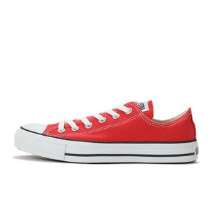 CONVERSE / コンバース ALL STAR OX オールスター ローカット キャンバス RED レッド|americanrushstore