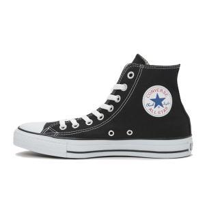 CONVERSE / コンバース ALL STAR HI オールスター ハイカット キャンバス BLACK ブラック|americanrushstore