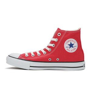 CONVERSE / コンバース ALL STAR HI オールスター ハイカット キャンバス RED レッド|americanrushstore