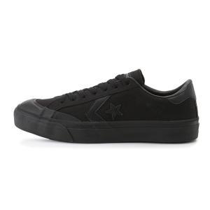 コンバース メンズ スケートボーディング シューズ スニーカー 靴 コートライド ブラック 黒 CONVERSE SKATEBOAEDING COURTRIDE SK CV OX BLACK americanrushstore
