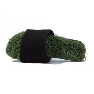 カスタム キープ オン ザ グラス 芝生 シャワーサンダル サンダル サーフ グリーン メンズ KUSTOM KEEP ON THE GRASS SLID GREEN|americanrushstore