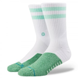 スタンス ソックス スケートボーディング グリーン 靴下 STANCE SOCKS SKATEBOADING FRESHEN GREEN|americanrushstore
