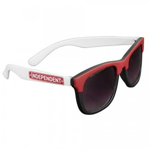 INDEPENDENT / インデペンデント LOST BOYS SUNGLASSES サングラス BLACK / RED / WHITE|americanrushstore