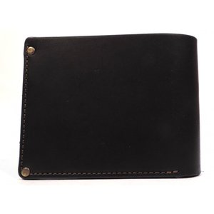 ビンテージワークス ノーコイン ウォレット 財布 二つ折り ブラック メンズ レディース VINTAGE WORKS VWSW-7 LEATHER WALLET BLACK 送料無料|americanrushstore