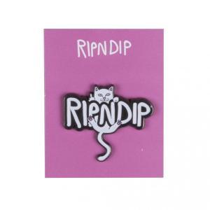 リップンディップ ピンバッジ ピンズ スケート RIPNDIP NERMAL HANGING PIN SKATE|americanrushstore
