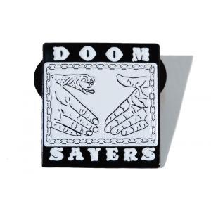 ドゥームセイヤーズ スネークチェーン エナメルピン ピンズ ピンバッジ 小物 メンズ レディース DOOM SAYERS SNAKE CHAIN PIN|americanrushstore