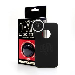 セール価格!! 30%OFF!! DEATH LENS / デスレンズ IPHONE 5/5S用 FISHEYE ANGLE LENS カメラレンズ americanrushstore