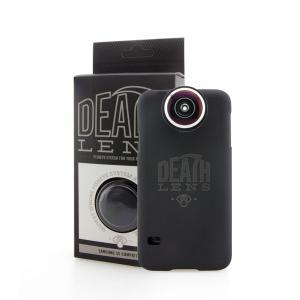 セール価格!! 30%OFF!! DEATH LENS / デスレンズ SAMSUNG GALAXY S5用 FISHEYE ANGLE LENS カメラレンズ americanrushstore