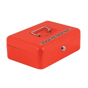 インディペンデント ロック ボックス レッド スケート トラック ツールボックス 工具箱 金庫 INDEPENDENT VAULT LOCK BOX RED|americanrushstore