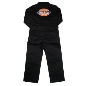 DICKIES / ディッキーズ KIDS キッズ オールインワン つなぎ 子供服 BLACK ブラック americanrushstore