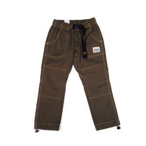 Lee / リー KIDS キッズ CLIMING PANTS クライミングパンツ 子供服 119 オリーブ|americanrushstore