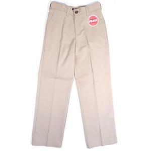 ディッキーズ ボーイズ ワークパンツ デザート サンド キッズ ユース 子供服 DICKIES BOY'S FLEX CLASSIC FIT STRAIGHT LEG DESERT SAND americanrushstore