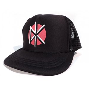 DEAD KENNEDYS / デッドケネディーズ FLAKE KIDS MESH CAP メッシュキャップ キッズ 子供服 BLACK|americanrushstore