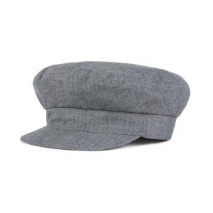 ブリクストン キッズ フィドラー キャップ ミドルグレー キャスケット ボーイズ ユース 帽子 子供用 BRIXTON FIDDLER CAP MIDDLE GREY americanrushstore