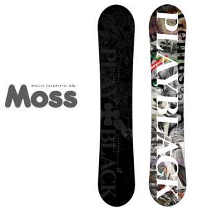 ■2018-19 Moss snowboards ■TOTO BLACK SF 151cm ■ツイン...