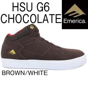 売り尽くし!30%OFF!! 2016 EMERICA HSU G6 X スケートボード エメリカ ...