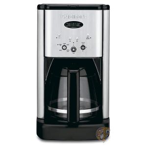 クレイジナートの12カップコーヒーメーカーで毎朝コーヒーの香りで目を覚まし、絞れたての新鮮なコーヒー...