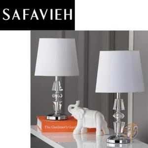 【Safavieh】サファヴィア テーブルライト クリスタル 38cm americapro